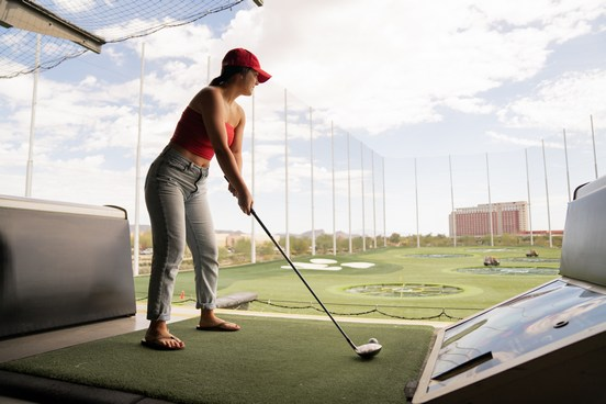 2 Basic Steps to Improving Your Golf Swing