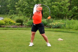The Orange Whip Swing Trainer