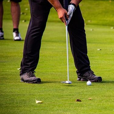 Basic Golf Stance