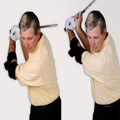 Tac-Tic Elbow Golf Swing Tempo Trainer