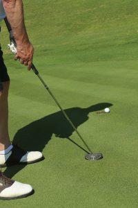 Équipement de pointe de golf