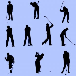 An Impved Golf Swing