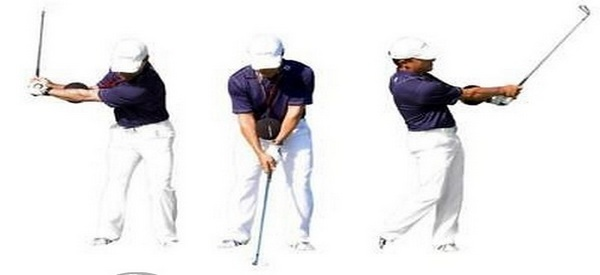The Lazy Way To Hitting The Ball Straight
