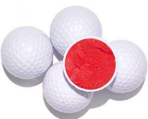 Two Piece Golf Ball