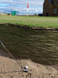 Know Where Golf Ball Lies