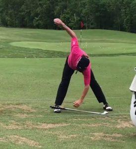 Specifc Golf Conditioning