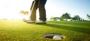 A Golf Club Putter